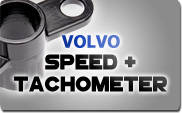 Volvo Speed Tachometer
