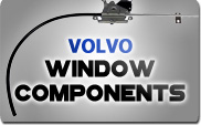 Volvo Window Components