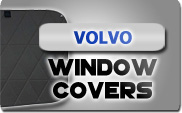 Volvo Window Covers