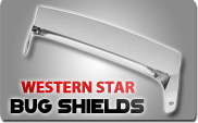 Western Star Bug Shields