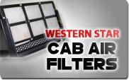 Western Star Cab Air Filters