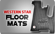 Western Star Floor Mats