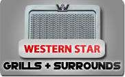 Western Star Grills and Surrounds