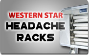 Western Star Headache Racks
