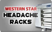 Western Star Headache Racks