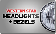 Western Star Headlights