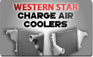 Western Star Charge Air Coolers