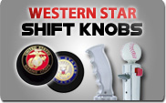 Western Star Shift Knobs