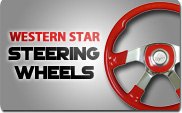 Western Star Steering Wheels