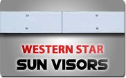 Western Star Sun Visors