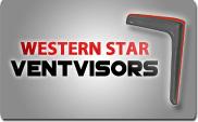 Western Star Ventvisors