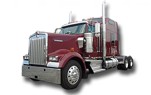 Kenworth W900 Chrome & Accessories