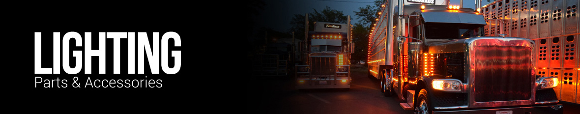 Looking For LED Semi Truck Lights? We Offer A Huge Selection Of LED Lights  At The Best Prices. Upgrade Your Incandescent Lights To An LED Version To  Save ...
