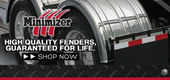 Semi Truck Fenders